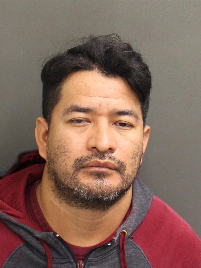 CARLOS OSORIO CORTES Mugshot / County Arrests / Orange County Arrests