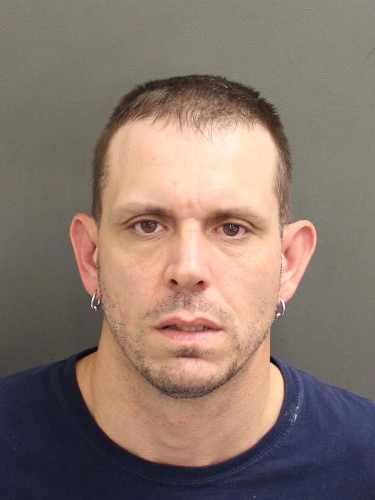 CHRISTOPHER ALAN HINTON Mugshot / County Arrests / Orange County Arrests