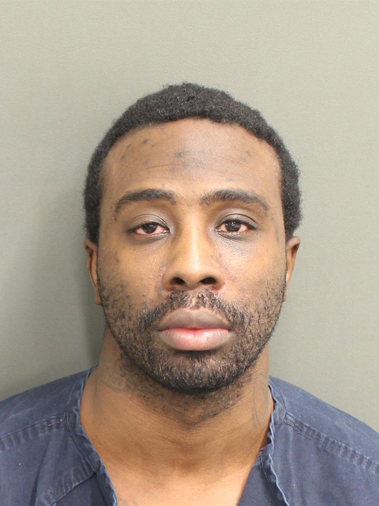 JEREMY LANARD MANUEL Mugshot / County Arrests / Orange County Arrests