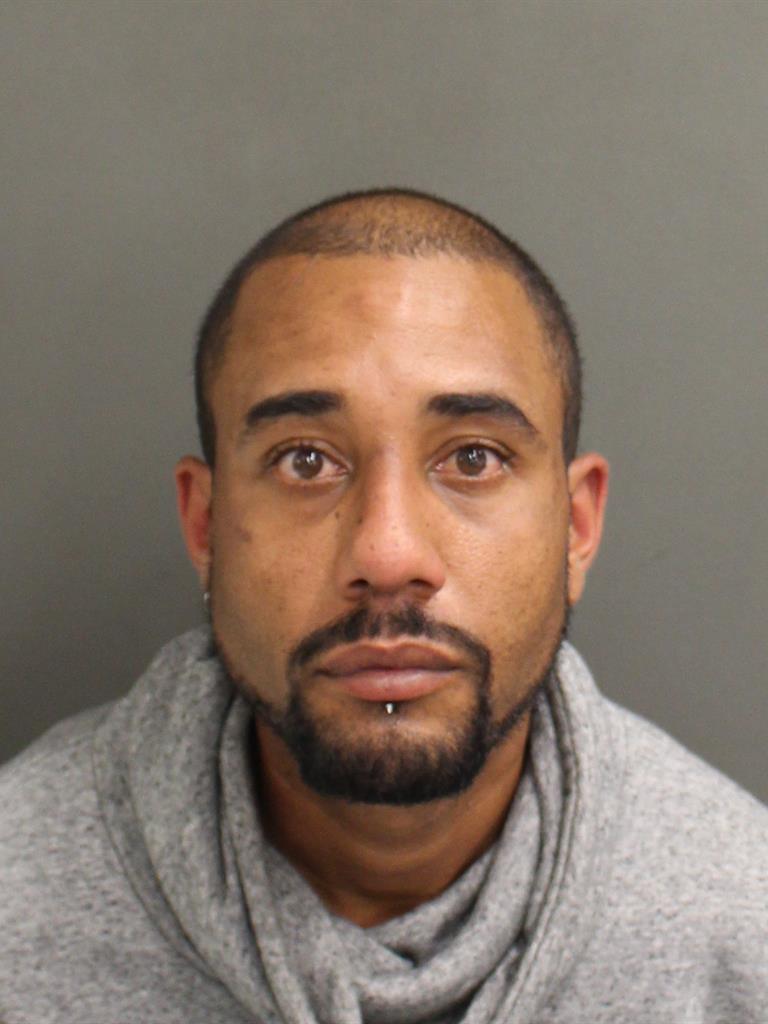 MANUEL ISMAEL QUINONES Mugshot / County Arrests / Orange County Arrests