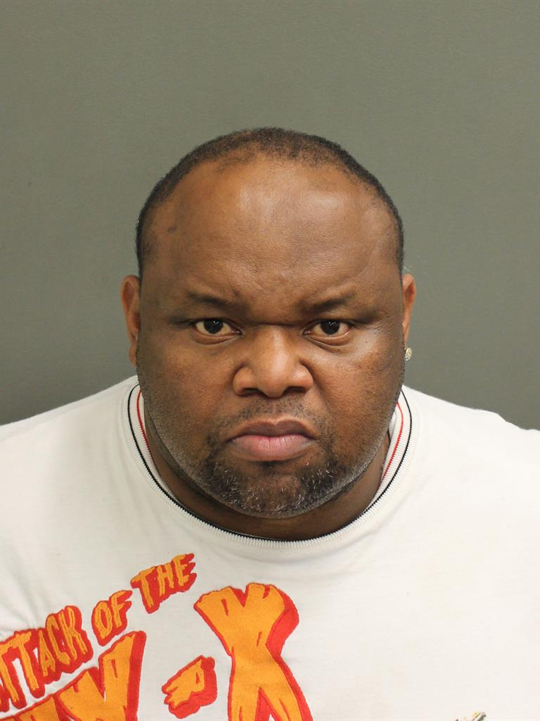 JAMES ARNET BRUCE Mugshot / County Arrests / Orange County Arrests