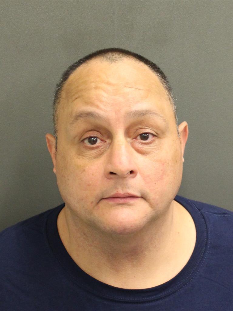 JAVIER ROSADO MARTINEZ Mugshot / County Arrests / Orange County Arrests