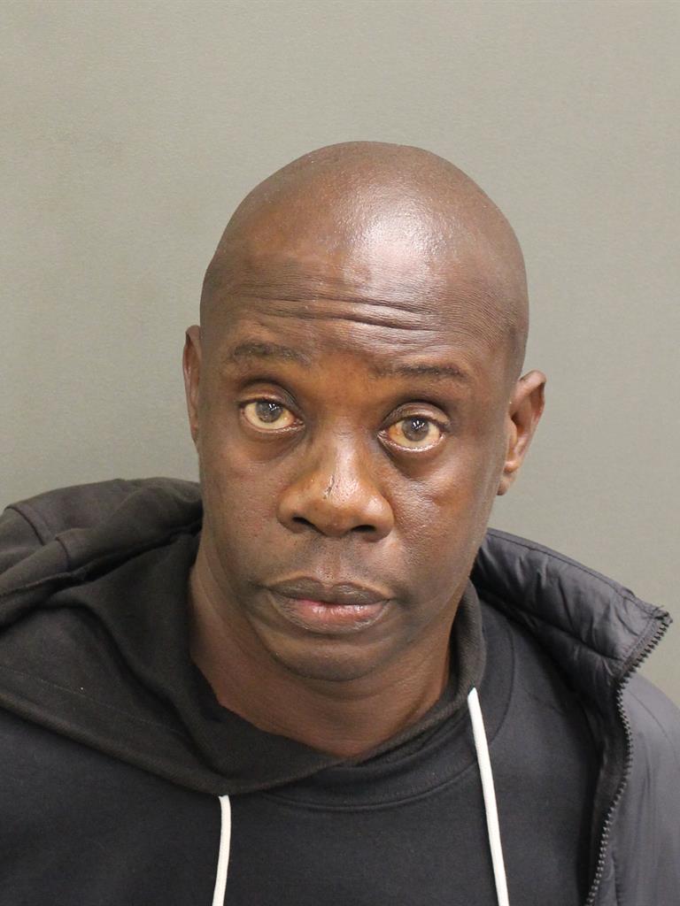 ALVIN WILSON Mugshot / County Arrests / Orange County Arrests