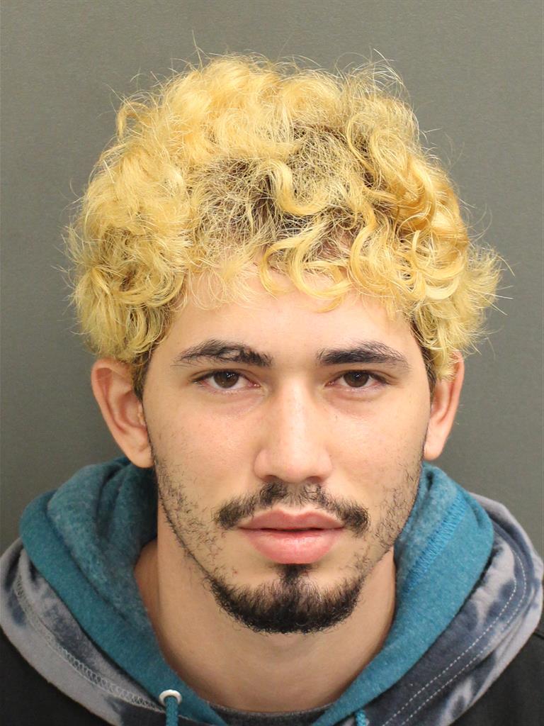 ANTONIO QUINONES GONZALEZ Mugshot / County Arrests / Orange County Arrests