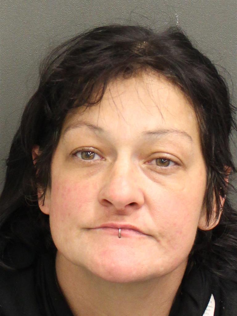 CHRISTINA NICOLE BIXMAN Mugshot / County Arrests / Orange County Arrests