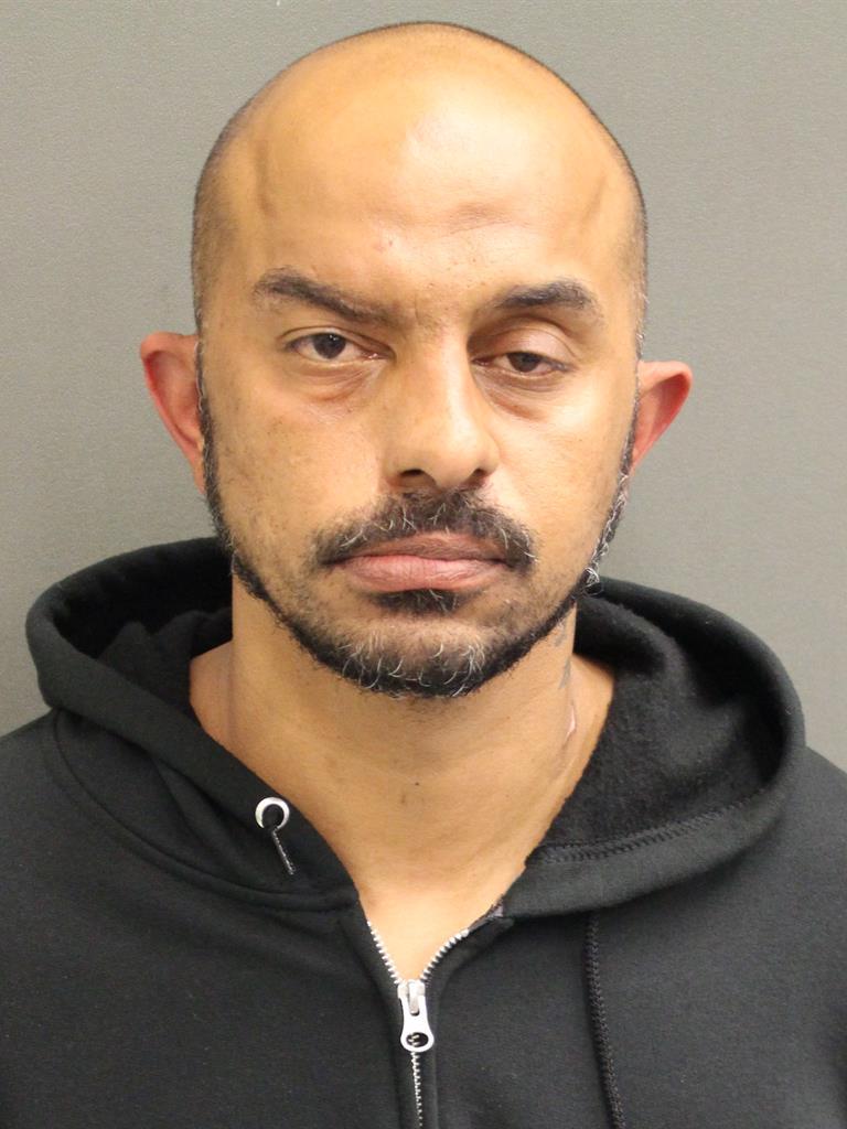 JONATHAN LUGENE ROLLE Mugshot / County Arrests / Orange County Arrests