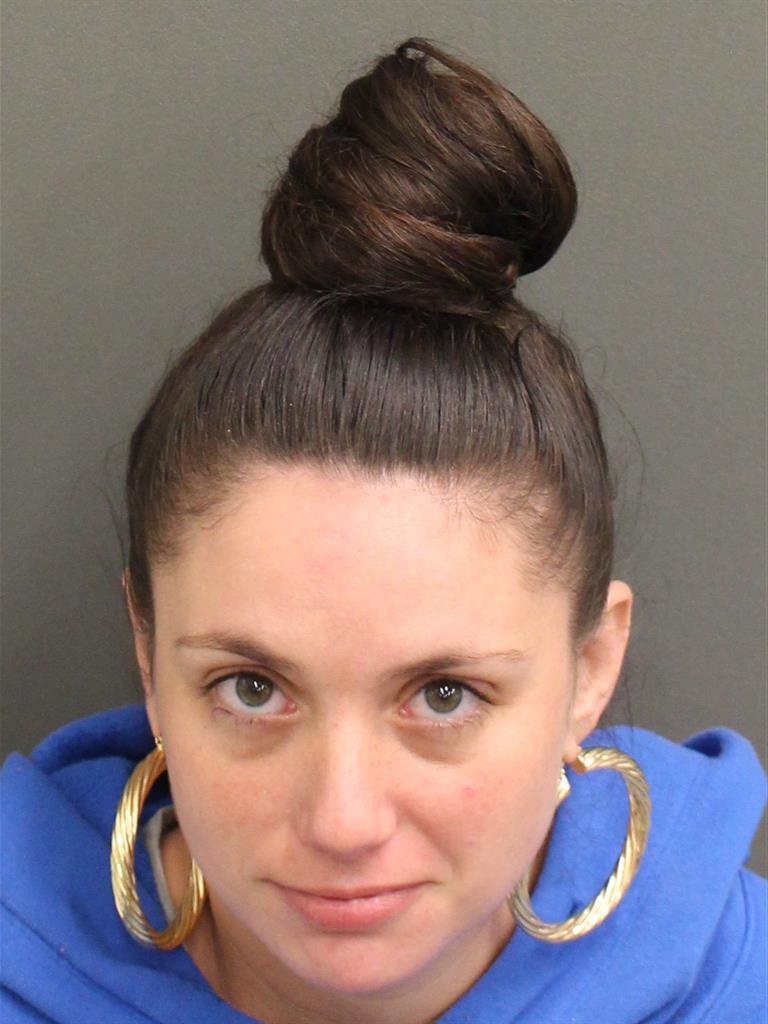 AMANDA MARIE ROSADO Mugshot / County Arrests / Orange County Arrests