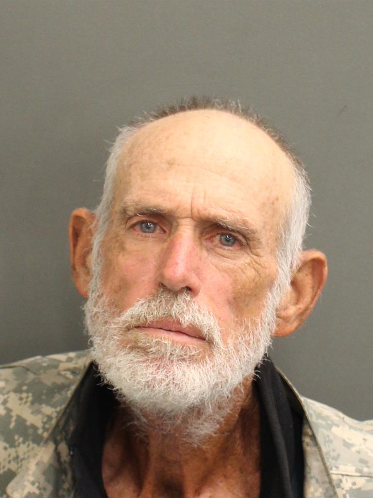 ROBERT EUGENE WILSON Mugshot / County Arrests / Orange County Arrests