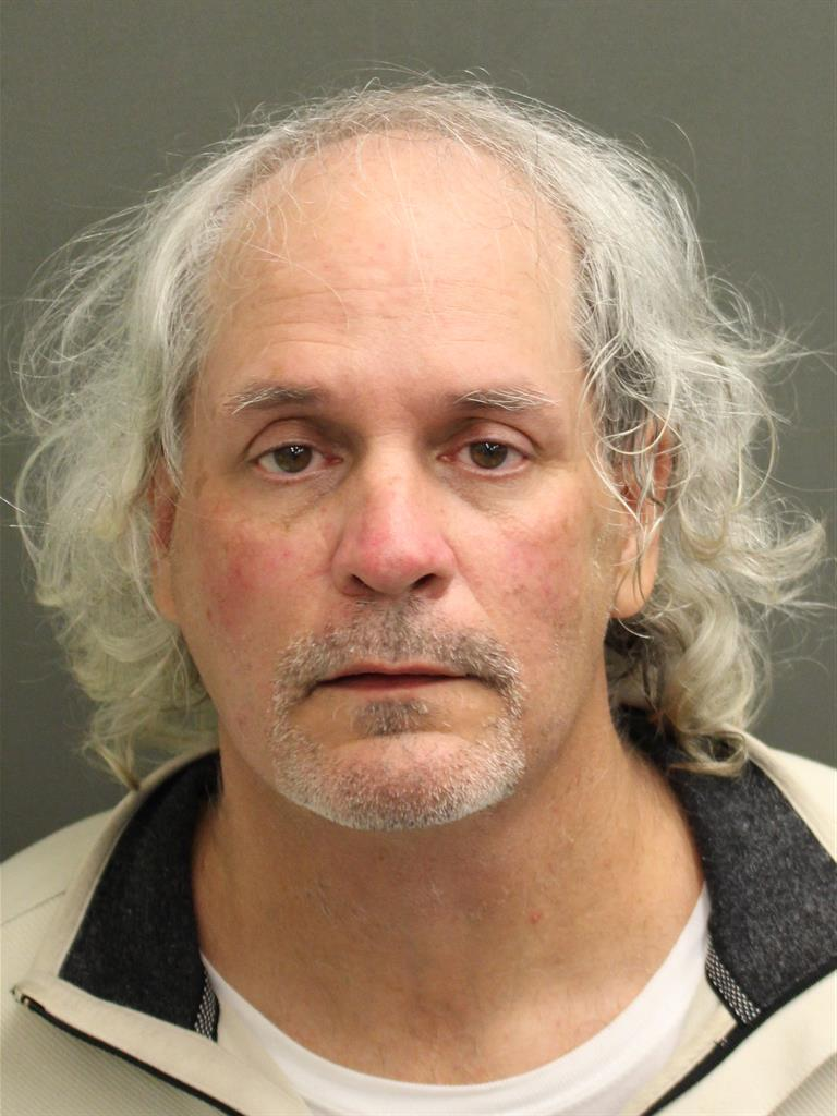 DAVID ALLEN EARHART Mugshot / County Arrests / Orange County Arrests