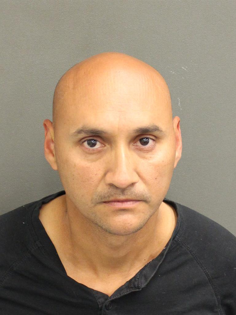 ELMER OSORIORIVERA Mugshot / County Arrests / Orange County Arrests