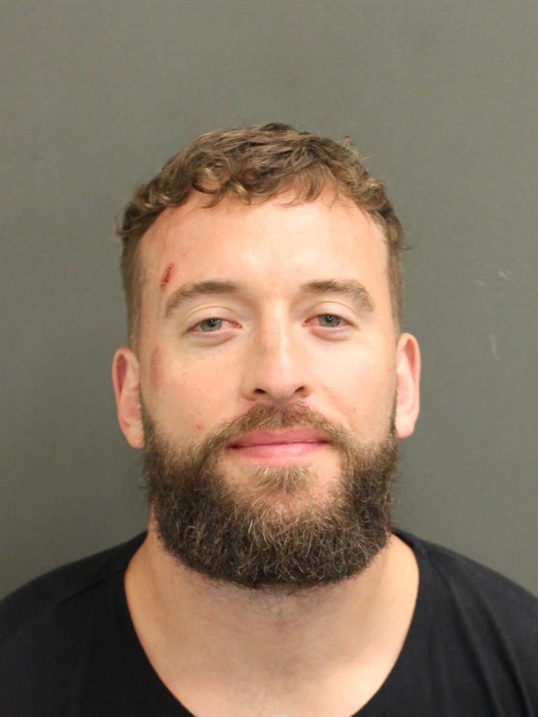JARED MOBLEY Mugshot / County Arrests / Orange County Arrests
