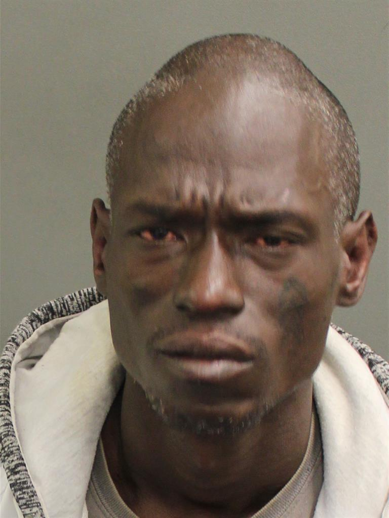 JARVIS BRANDON CLAYTON Mugshot / County Arrests / Orange County Arrests