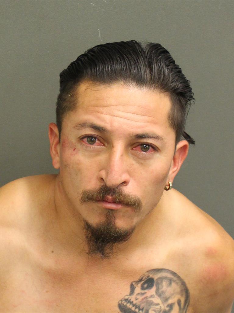 MARIO PEREZJUAREZ Mugshot / County Arrests / Orange County Arrests