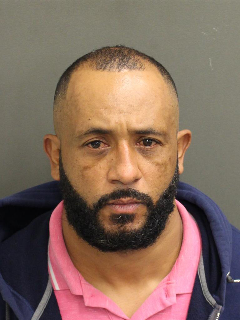JUAN J ROSASANTOS Mugshot / County Arrests / Orange County Arrests