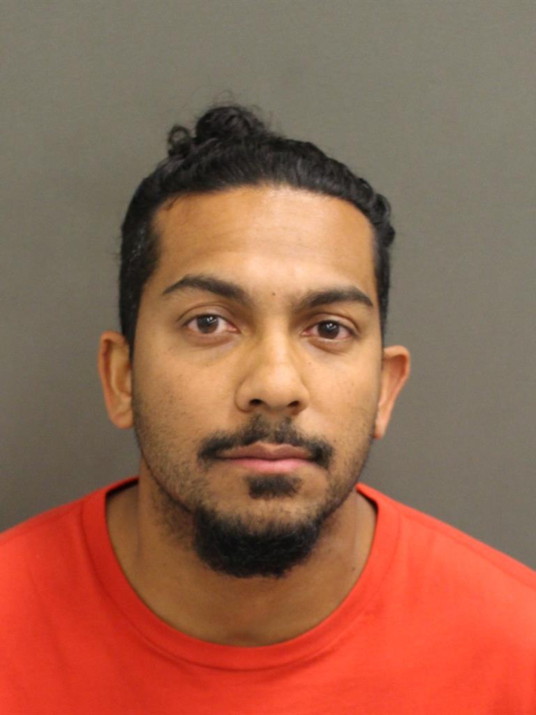 ADRIAN MARK OGEERALLY Mugshot / County Arrests / Orange County Arrests