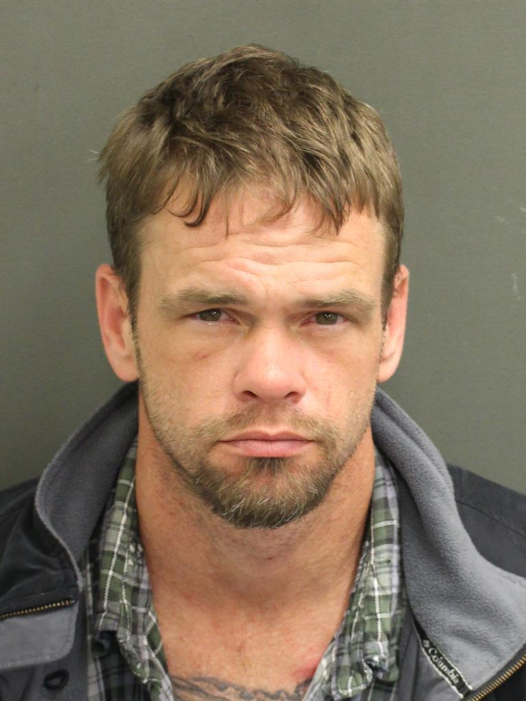 MICHAEL SCOTT HARTMAN Mugshot / County Arrests / Orange County Arrests
