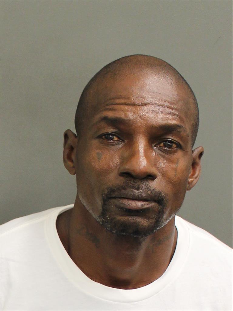 JAMES MACK SMITH Mugshot / County Arrests / Orange County Arrests