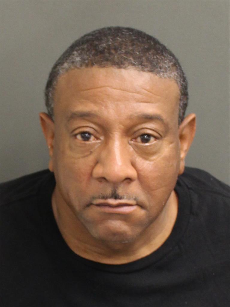 VINCENT DANIEL RUFUS Mugshot / County Arrests / Orange County Arrests