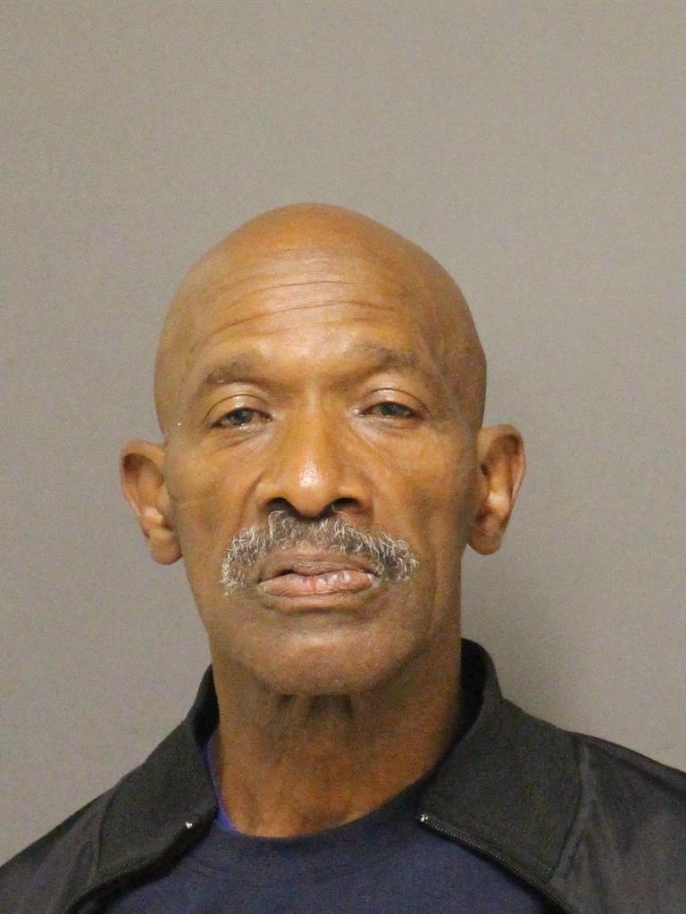 DAVID JACKSON Mugshot / County Arrests / Orange County Arrests
