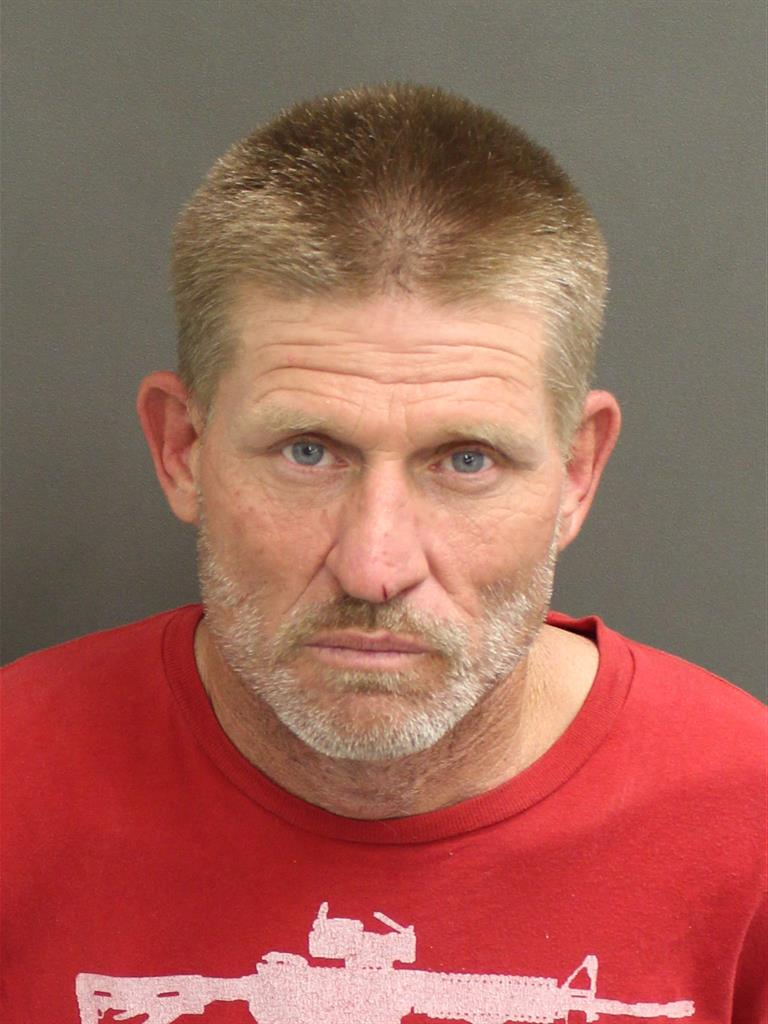 WILLIAM EDWIND BURRILL Mugshot / County Arrests / Orange County Arrests