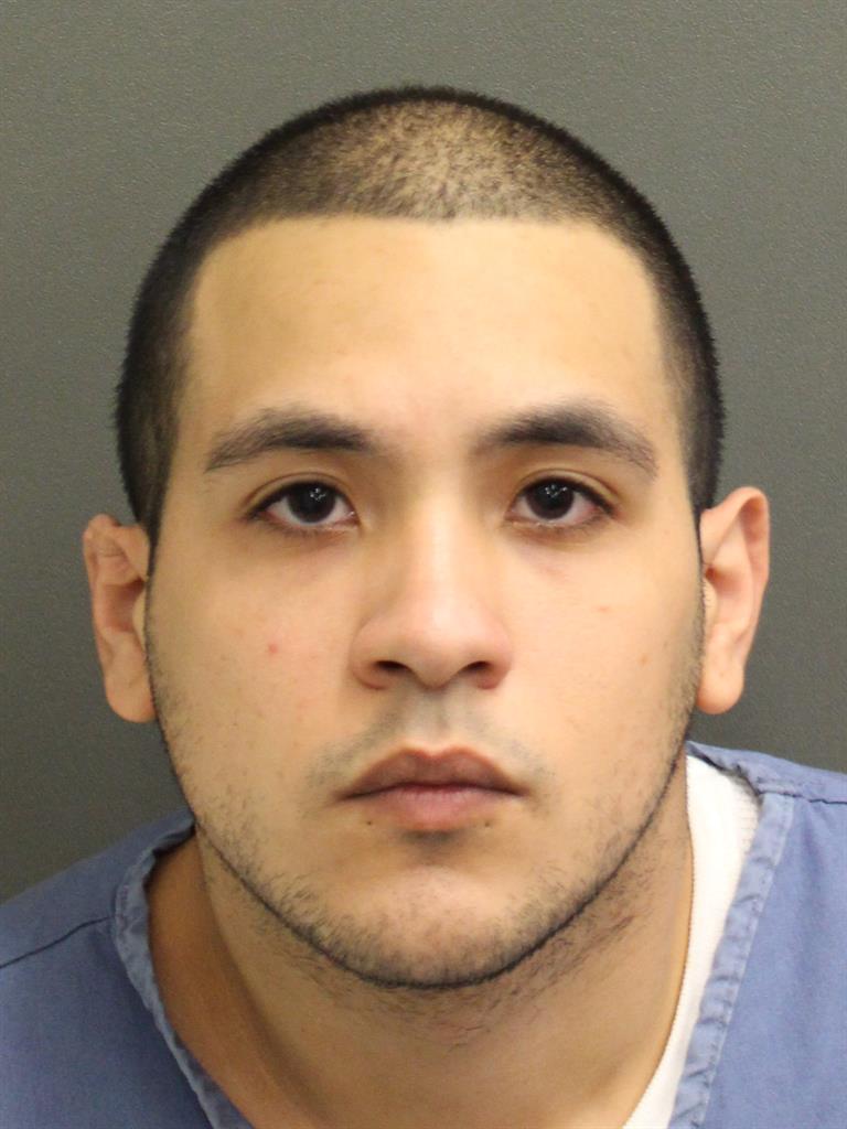 EMMANUEL WENDANIEL PEREZ Mugshot / County Arrests / Orange County Arrests