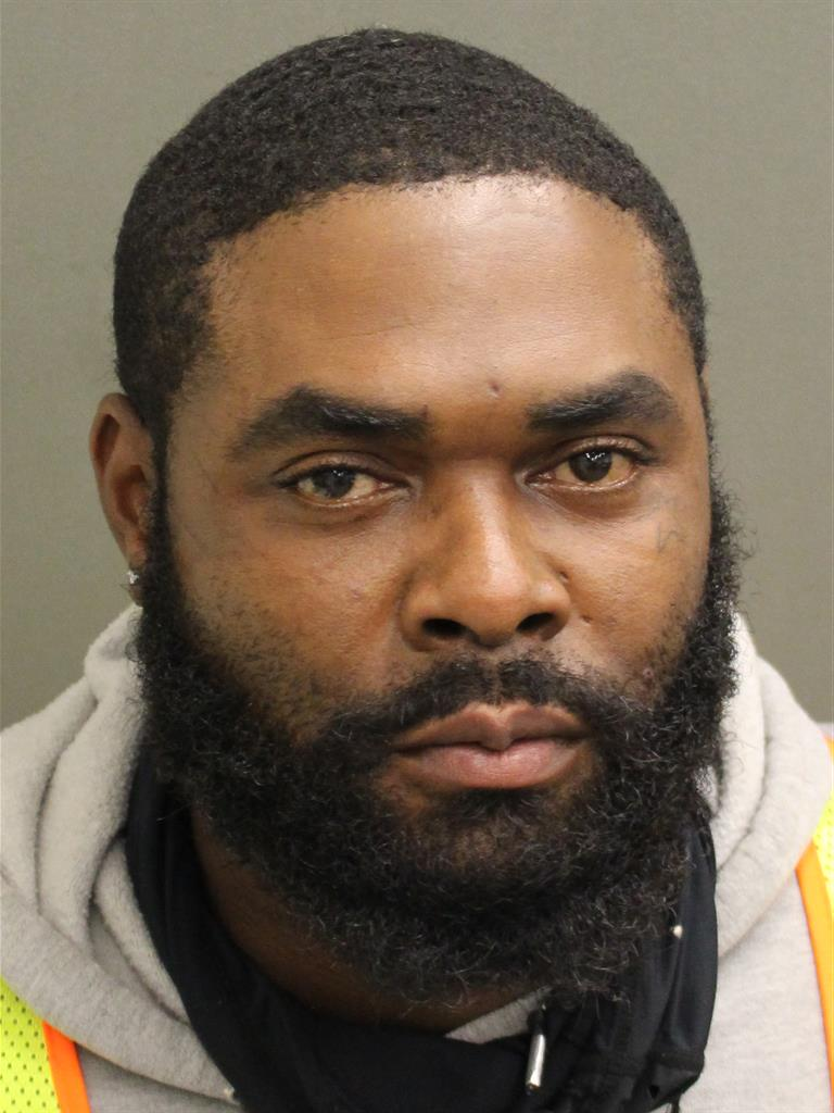 LAMARCUS RODREGOUS JONES Mugshot / County Arrests / Orange County Arrests