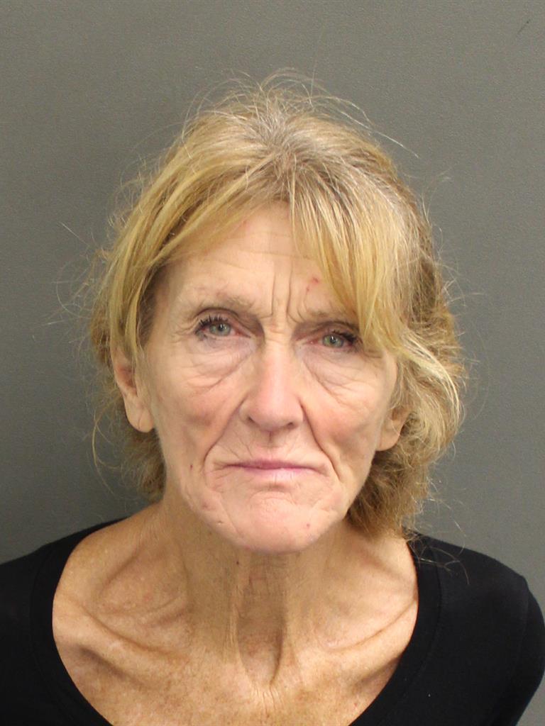 CINDY JEAN ADAMS Mugshot / County Arrests / Orange County Arrests