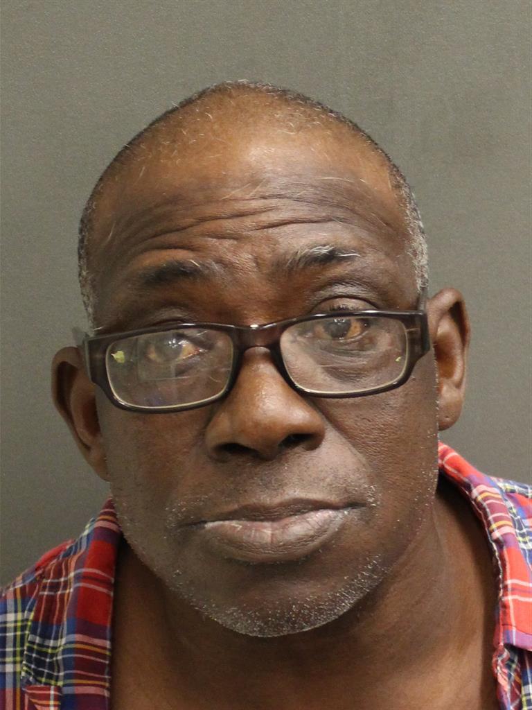 HUBERT LEE WALKER Mugshot / County Arrests / Orange County Arrests
