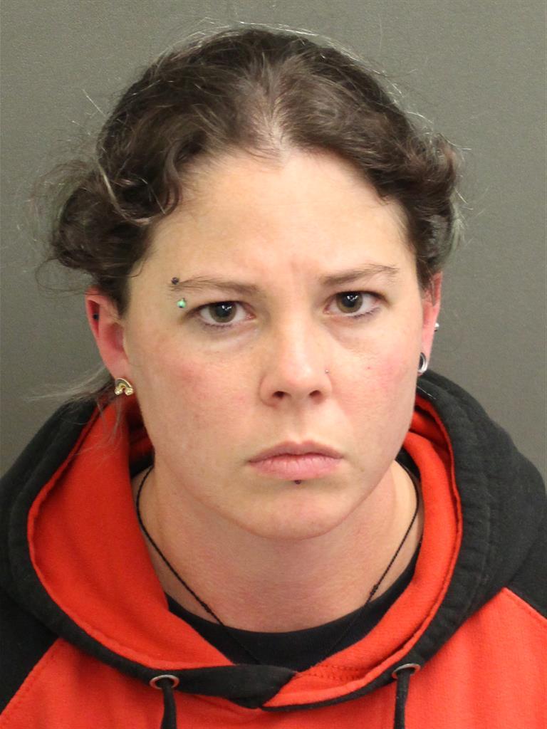 JENNIFER LEE OLSEN Mugshot / County Arrests / Orange County Arrests