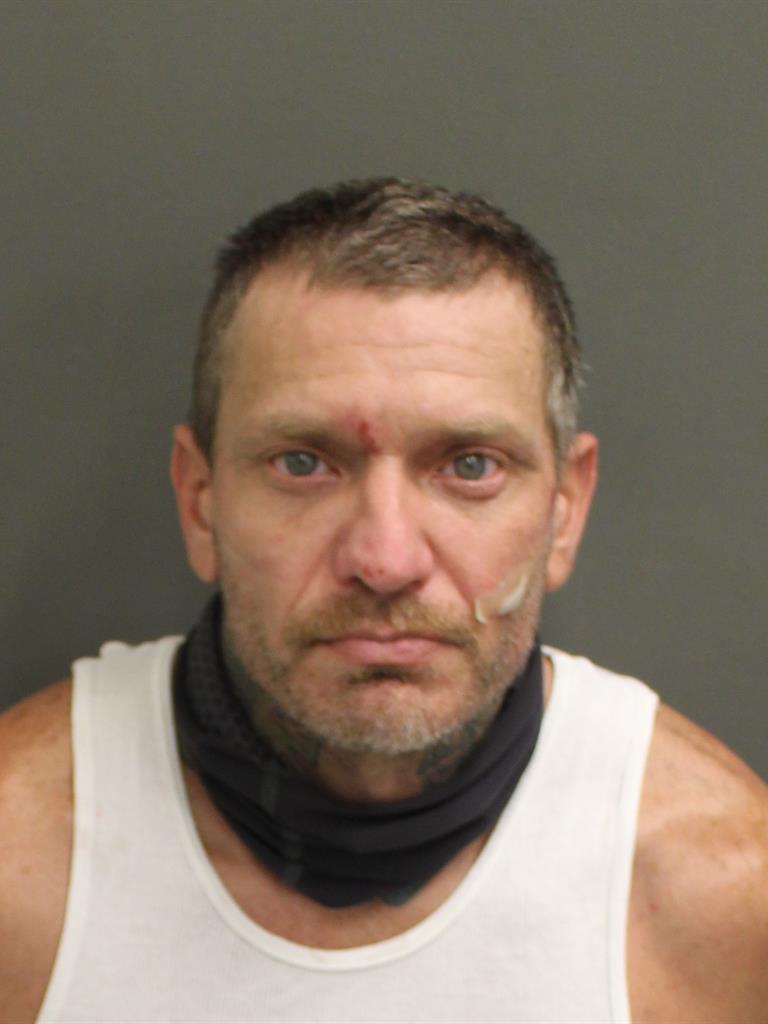 TRACY ALAN TODD Mugshot / County Arrests / Orange County Arrests