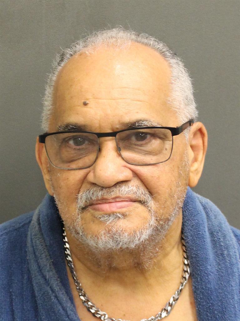 NELSON D BELLIARD Mugshot / County Arrests / Orange County Arrests