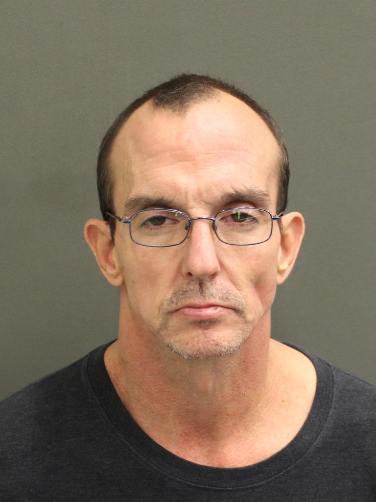 JEFFREY MELWOOD BERRY Mugshot / County Arrests / Orange County Arrests