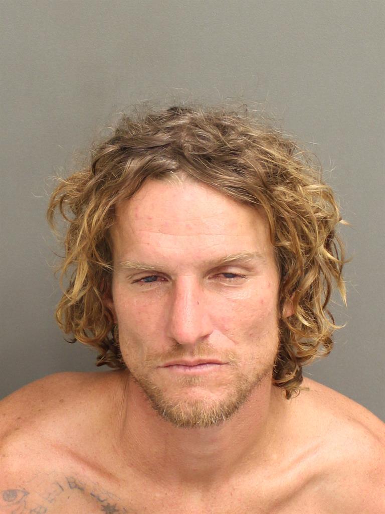 PAYTON LEE BAKER Mugshot / County Arrests / Orange County Arrests