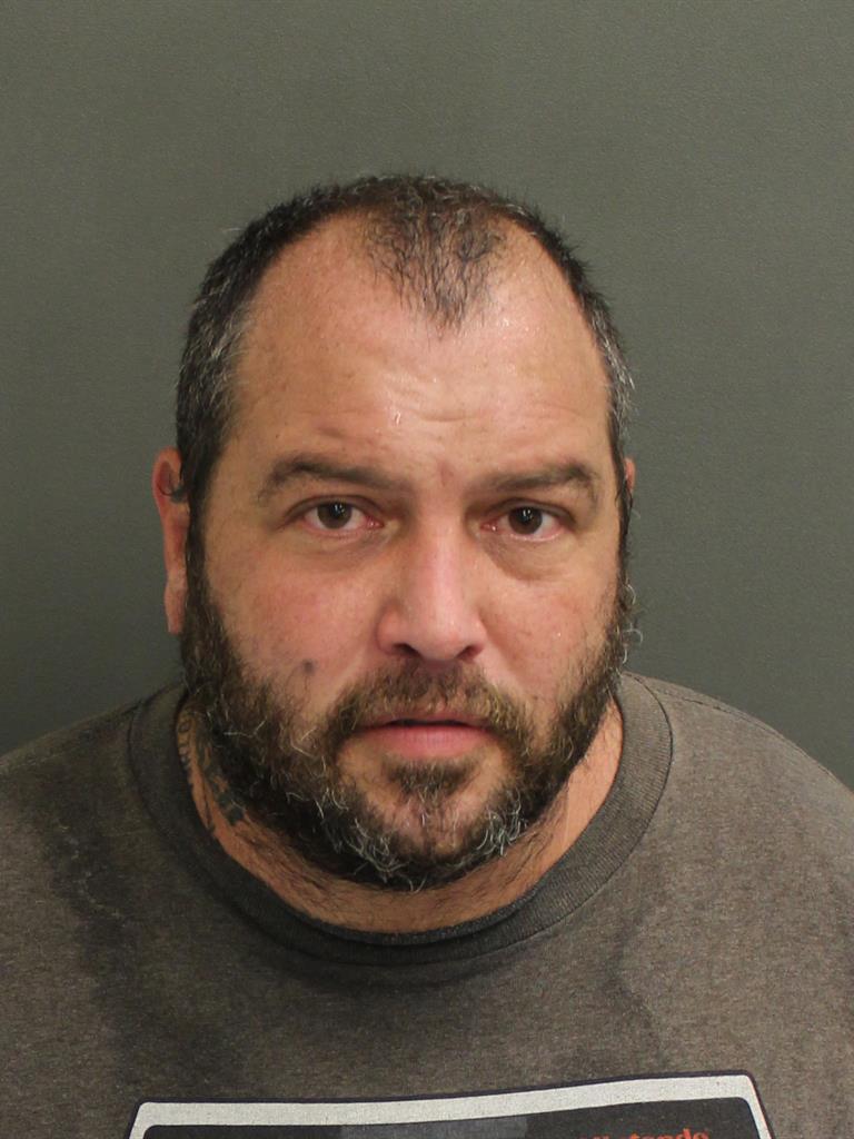 JASON WILLIAM WOOD Mugshot / County Arrests / Orange County Arrests