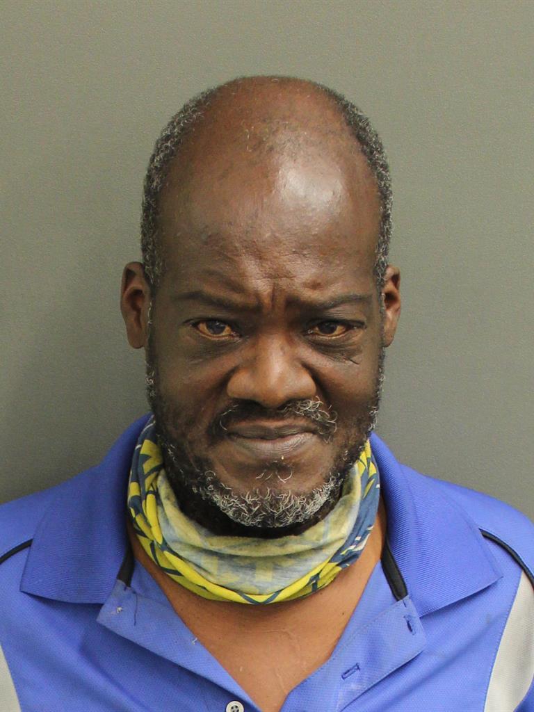 BOBBY DODSON Mugshot / County Arrests / Orange County Arrests