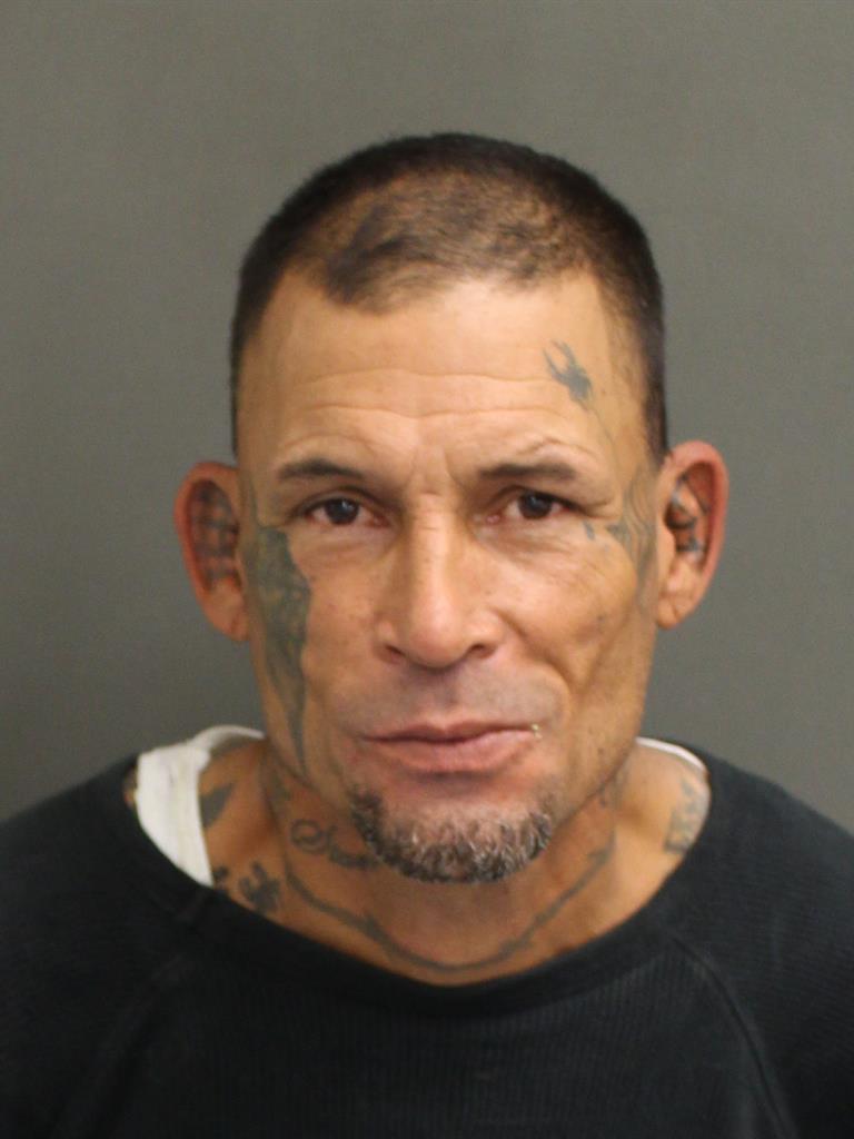 ANTHONY CHRISTOPHER ALVELO Mugshot / County Arrests / Orange County Arrests