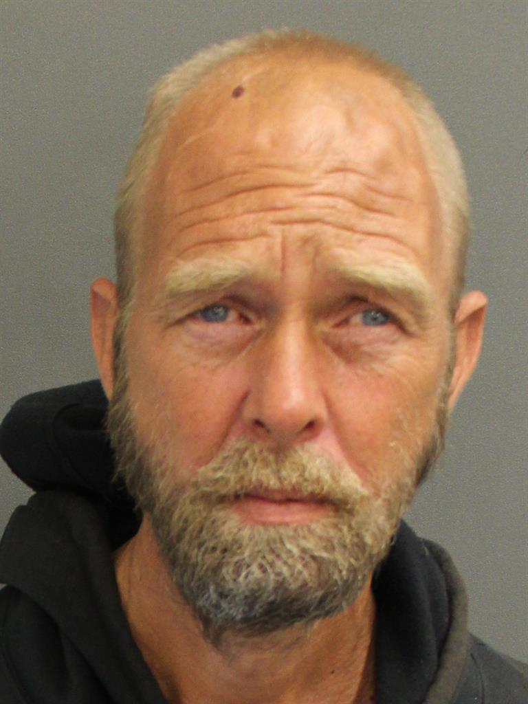 DENNIS D HOOVER Mugshot / County Arrests / Orange County Arrests