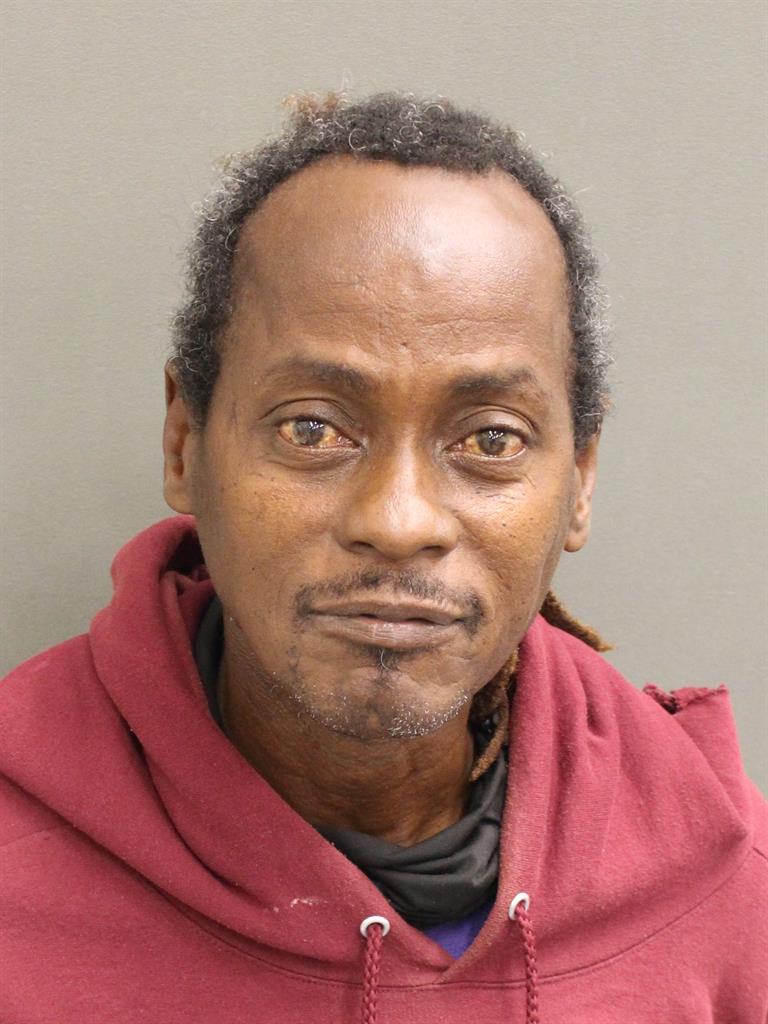RODNEY LEWIS FAULK Mugshot / County Arrests / Orange County Arrests