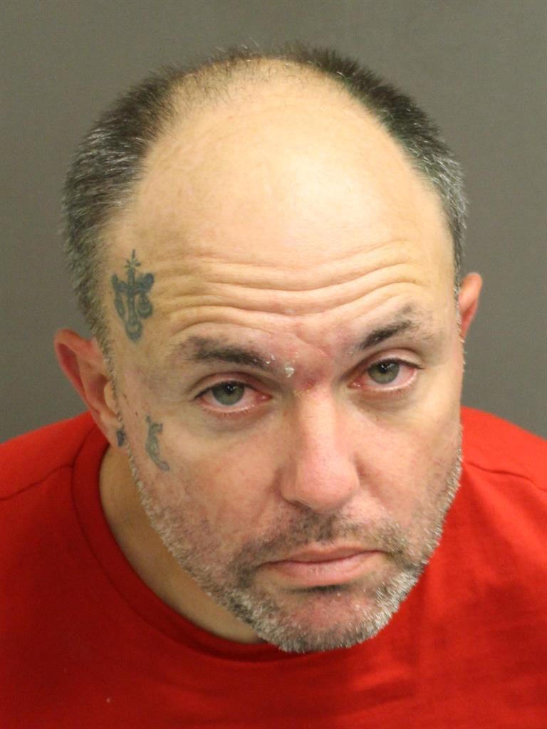 NICHOLAS THOMAS MODJESKI Mugshot / County Arrests / Orange County Arrests