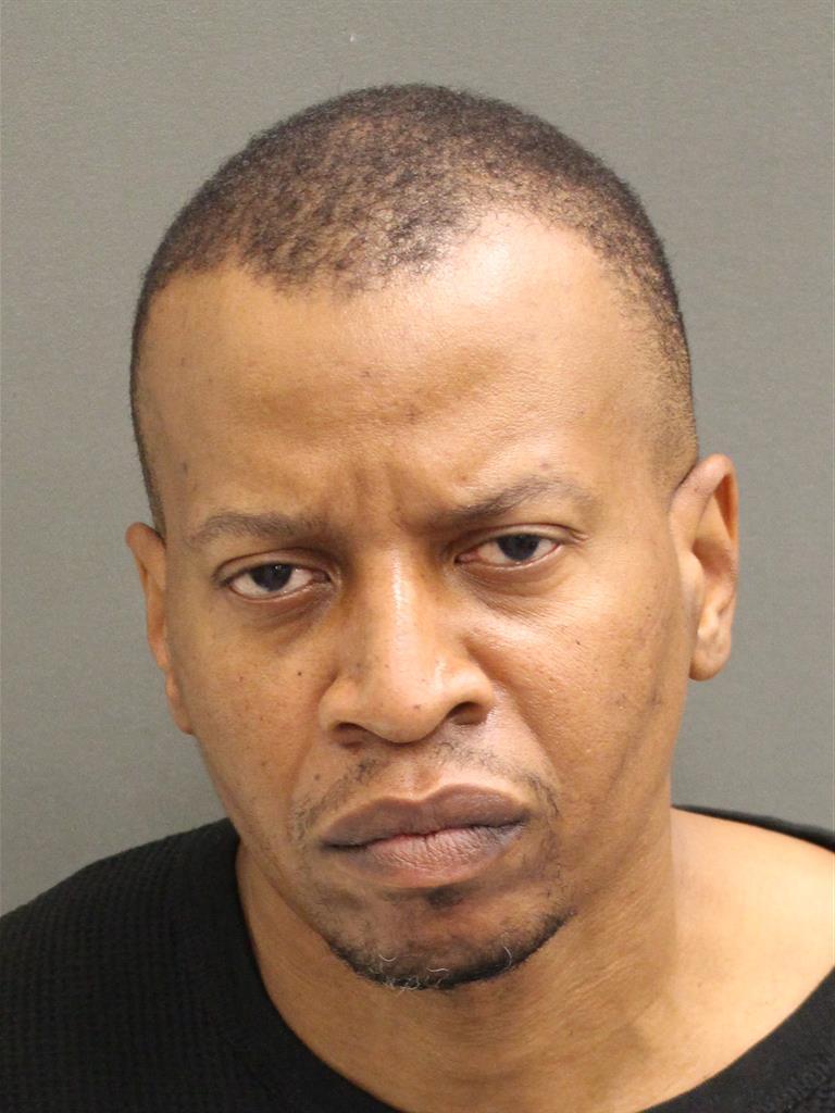 NEGALE MAURICE SR SEXTON Mugshot / County Arrests / Orange County Arrests