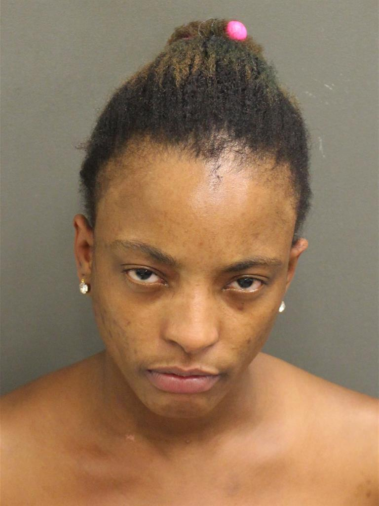 JANITA YAMAYA MARIE HUCKABA Mugshot / County Arrests / Orange County Arrests