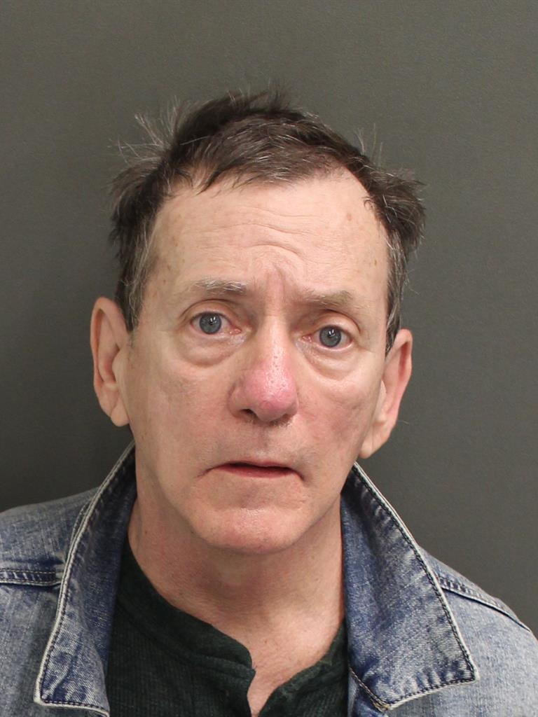 JAMES KELLY Mugshot / County Arrests / Orange County Arrests