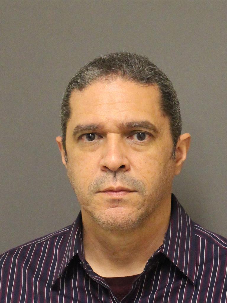 ROBERT GEORGE RAMOS Mugshot / County Arrests / Orange County Arrests