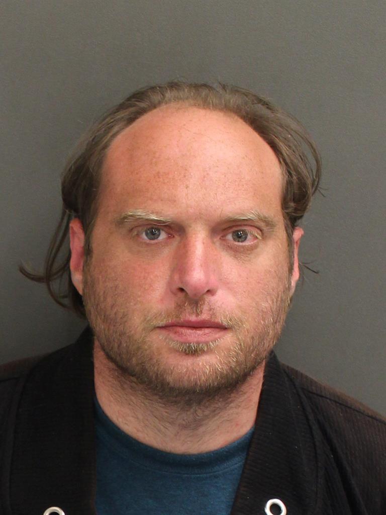 JASON GRANT CRIDER Mugshot / County Arrests / Orange County Arrests