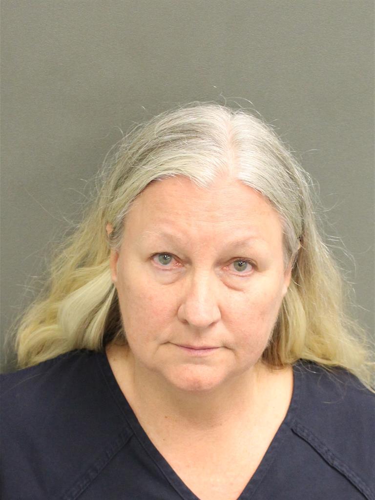 LYNETTE TINSLEY Mugshot / County Arrests / Orange County Arrests