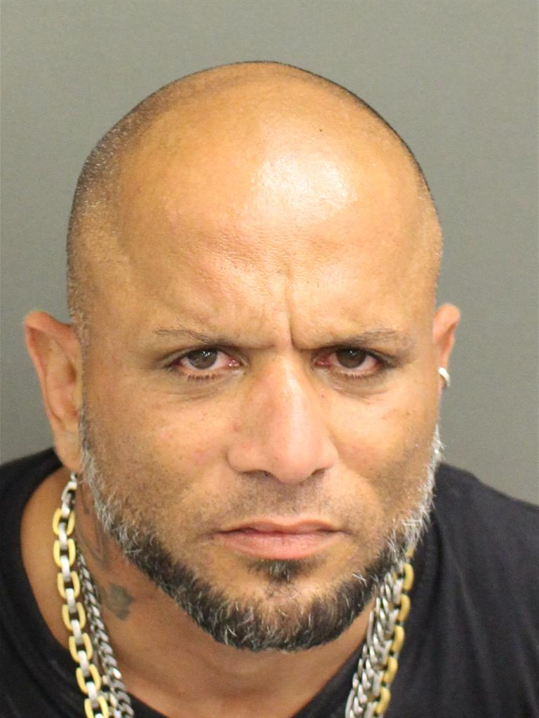 JOE ALEXIS PAGANCASTRO Mugshot / County Arrests / Orange County Arrests