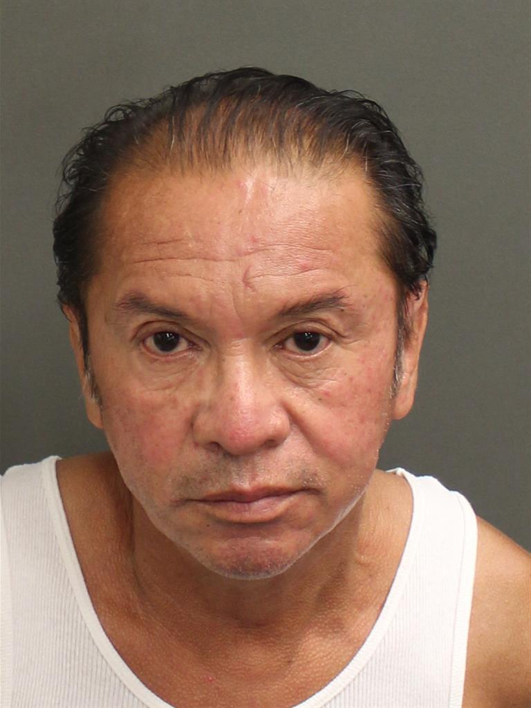 CESAR RENATO REYNOSO Mugshot / County Arrests / Orange County Arrests