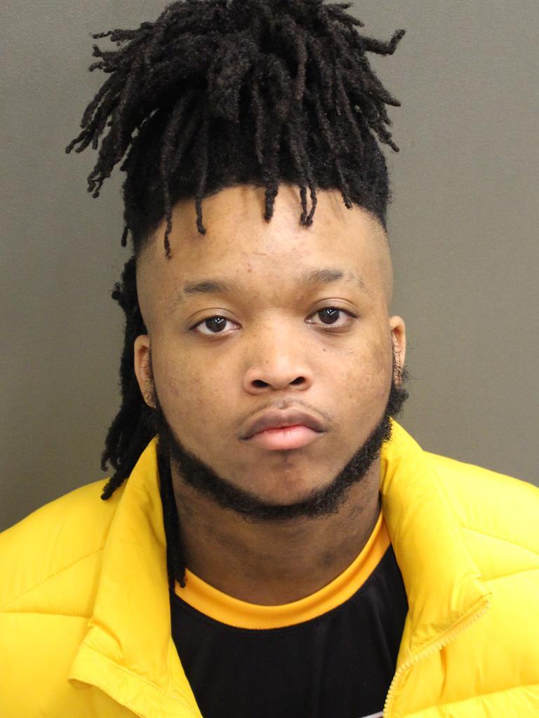 JADEN KALIL RICHARDSON Mugshot / County Arrests / Orange County Arrests
