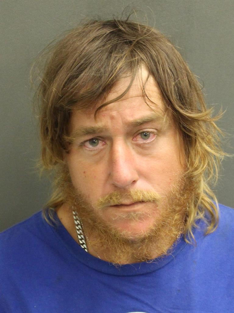DANIEL LAWRENCE BROWN Mugshot / County Arrests / Orange County Arrests