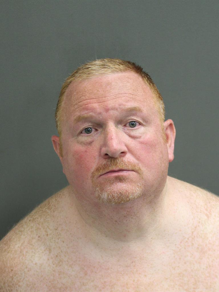 PATRICK DANIEL WELSH Mugshot / County Arrests / Orange County Arrests